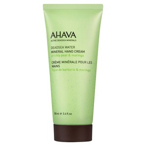 Ahava Ahava Mineral Hand Cream Cactusvijg en Moringa