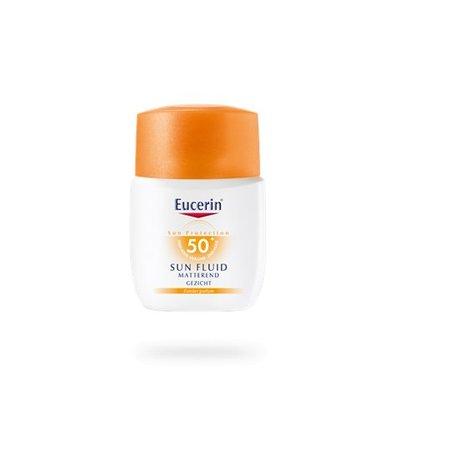 Eucerin Eucerin Sun Sensitive Protect Fluid SPF 50+