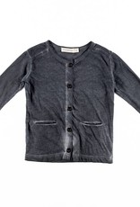Phil & Phae Phil & Phae Sweat Cardigan Joah Graphite (-50%)