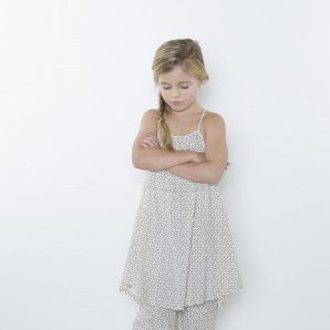 Little 10 Days Little 10 Days Dress Ecru (-60%)