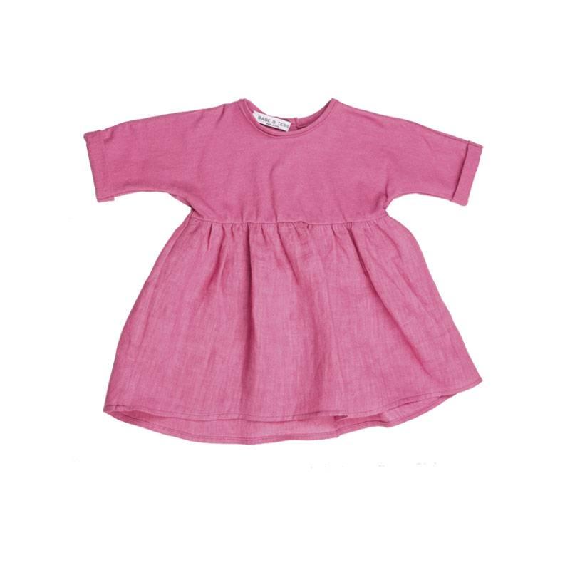 Babe & Tess Babe & Tess Dress Rosa (-60%)