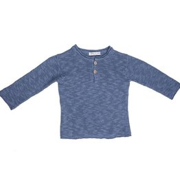 Babe & Tess Babe & Tess Shirt Azzurro (-60%)