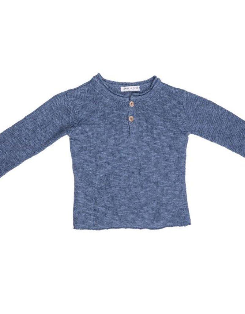 Babe & Tess Babe & Tess Shirt Azzurro