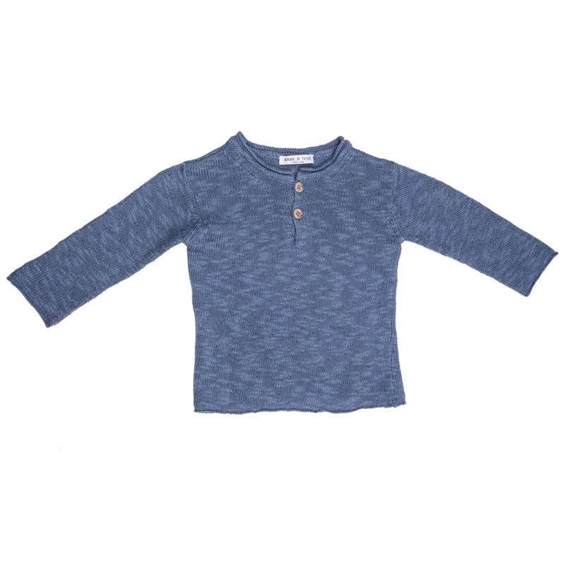 Babe & Tess Babe & Tess Shirt Azzurro (-40%)