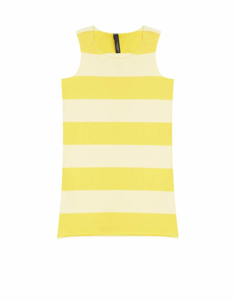 Little 10 Days Little 10 Days Dress Stripe Yellow (-25%)
