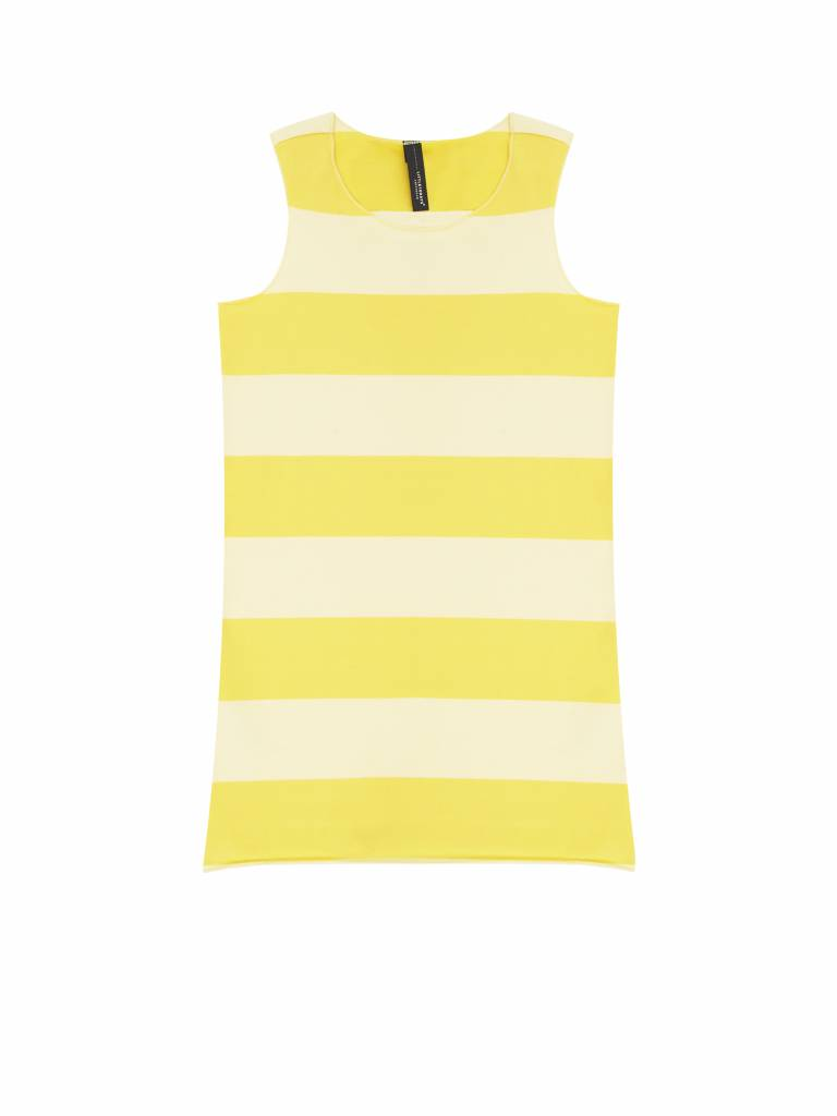 Little 10 Days Little 10 Days Dress Stripe Yellow (-40%)