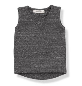1 + in the family 1 + In The Family Uri Vest Anthracite (-50%)