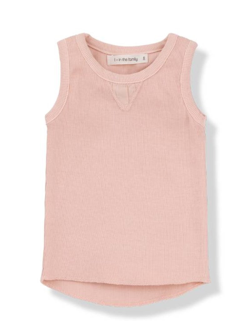 1 + in the family Tadeo Tanktop Ibiscus