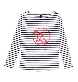 Little 10 Days Little 10 Days Thick Longsleeve Stripes (-30%)