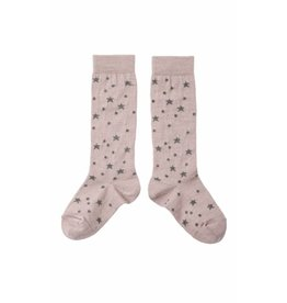 Tocoto Vintage Tocoto Vintage dot and stars socks