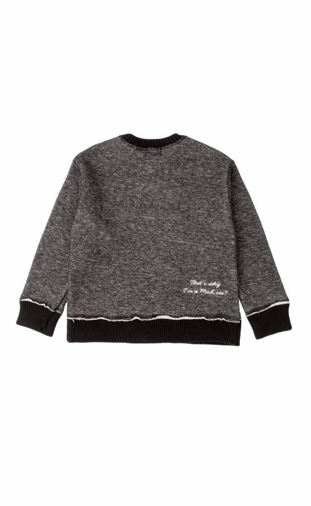 Tocoto Vintage Tocoto Vintage Fleece Sweater