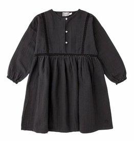 Tocoto Vintage Tocoto Vintage Lace Dress Grey -30%