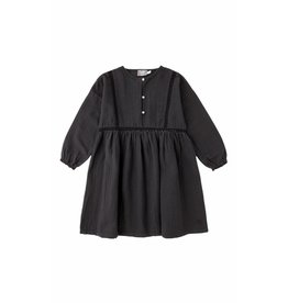 Tocoto Vintage Tocoto Vintage Lace Dress Grey