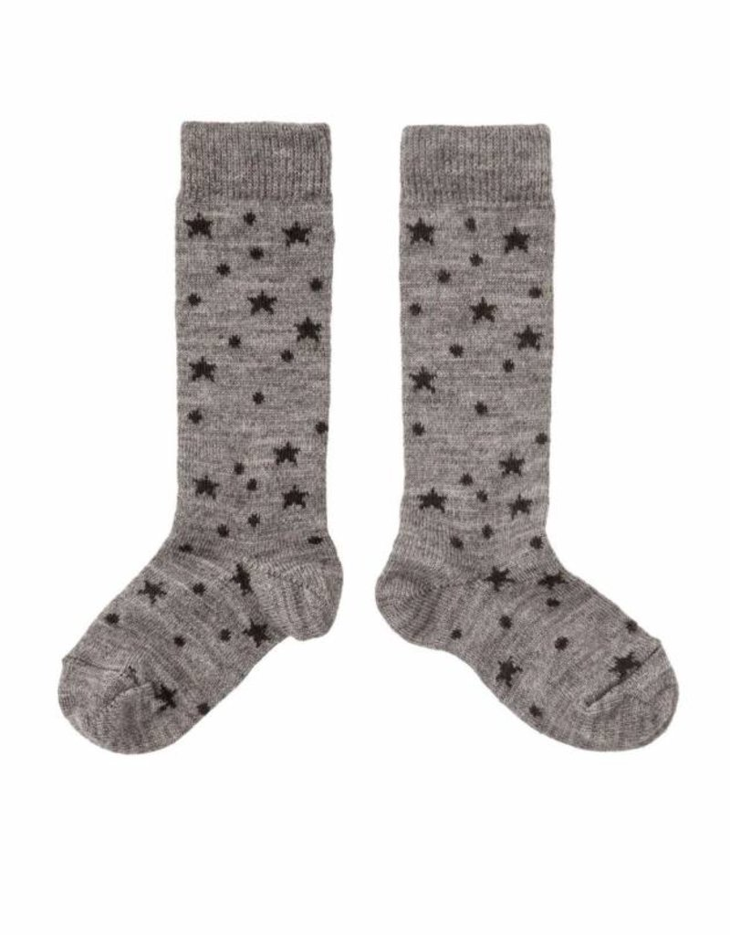Tocoto Vintage Tocoto Vintage dot and stars socks - Copy