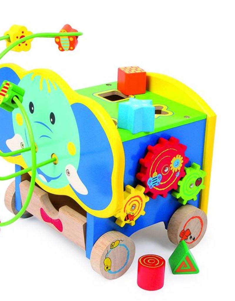 "Activity Cube ""Elephant"""