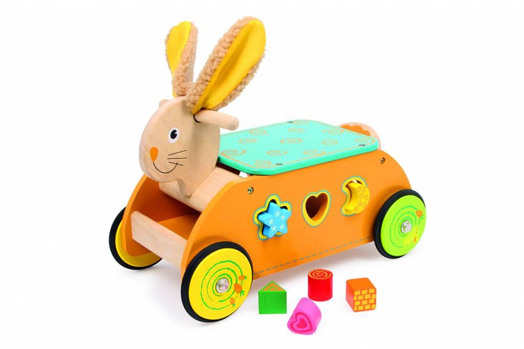 "Dexterity Cart ""Rabbit"""