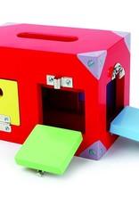 Motor Activity Toy Lock Box