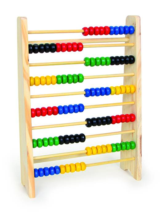 """Abacus """"10 Rows"""""""