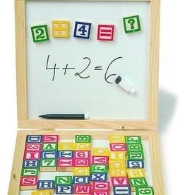 7246 - Magnetisch bord & Letters in een doos