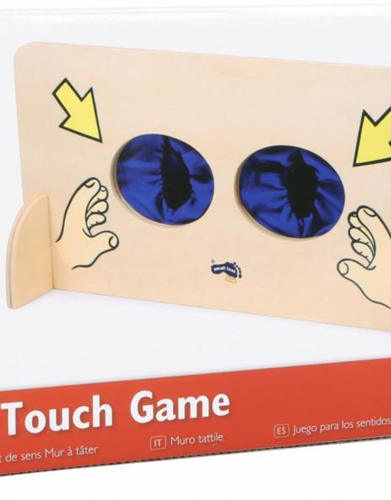 Sense-Game Touch Wall