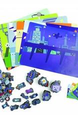 """Magnetische Puzzel """"Robots"""""""