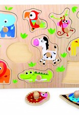 "Puzzle ""Zoo Mates"""