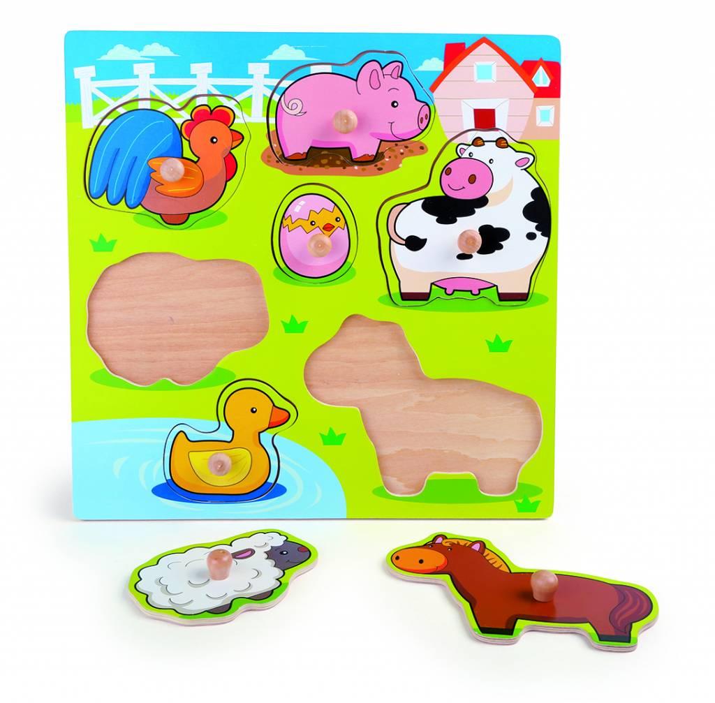"""Puzzle """"Cute Animals"""""""