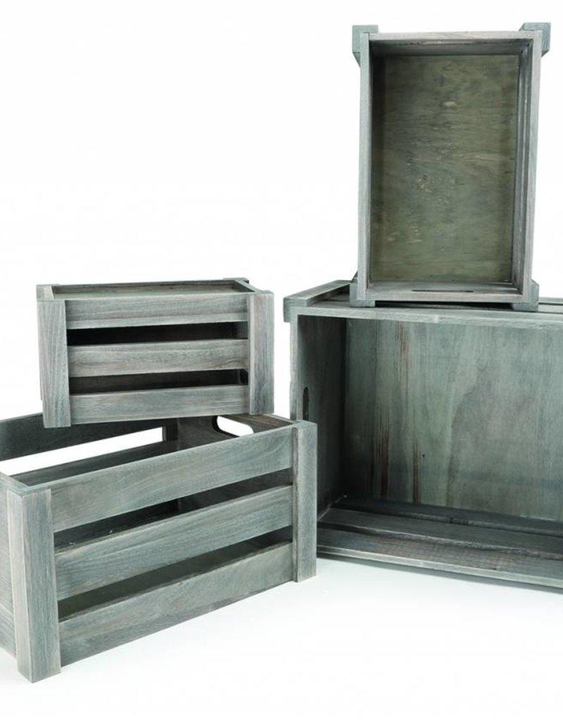 Shabby Chic Wooden Box