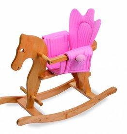 4136 - Schommelpaard met stoeltje