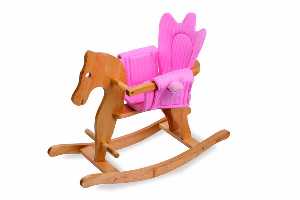 Rocking Horse with Saddle