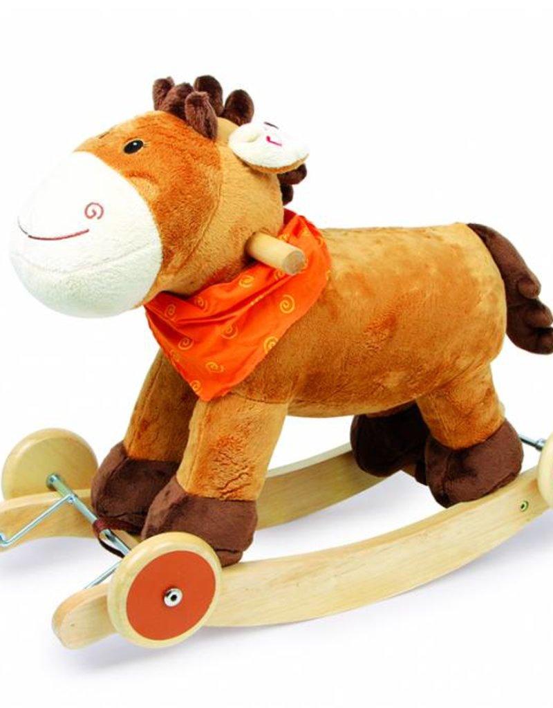 "Schommelpaard ""Nele"""