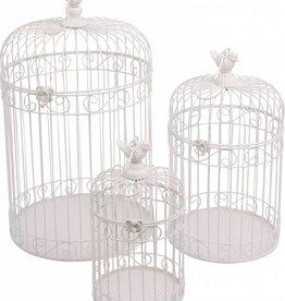 6725 - Vintage decoratie-vogelkooi