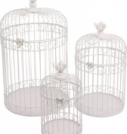 6725 - Vintage-Decoration Birdcage