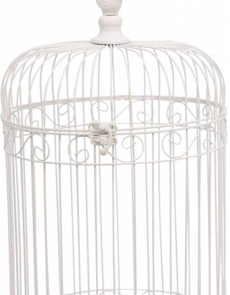 Vintage decoratie-vogelkooi