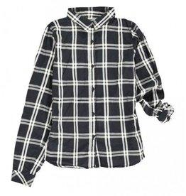 Lemon Beret Nocturne teen girls blouse black