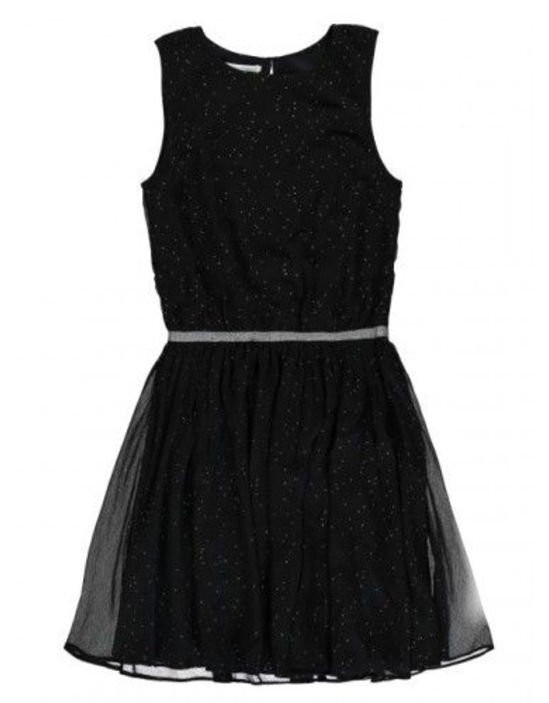 Lemon Beret 135532 Nocturne teen girls dress black