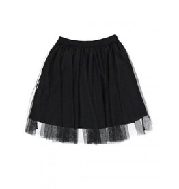 Lemon Beret 134978 Nocturne teen girls skirt black
