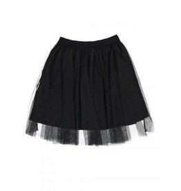 Lemon Beret 134978 Teen girls skirt black