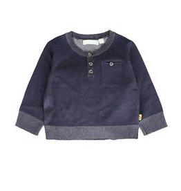 Lemon Beret 135345 Baby boys pullover  dark navy -35%