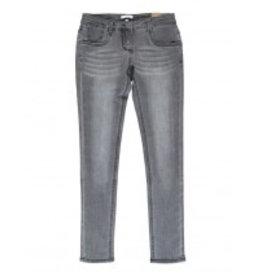 Lemon Beret 135127 Essentials teen girls denim pant grey
