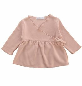 Bamboo & Love  AW17-TP26 KIMONO GIRL C12 - DUSTY PINK SWEATER