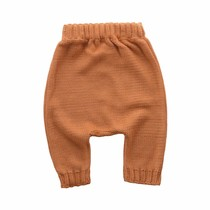 Bamboo & Love   KNIT BOOTIES 1 C21 - CAMEL