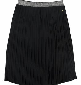 Rumbl! Black skirt plissé
