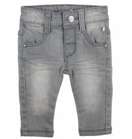 Bla bla bla 67031_7 grijze unisex skinny jeansbroek -50%