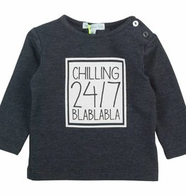 Bla bla bla 67129_79 T-shirt chilling