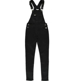 Lemon Beret Teen Girls overall black