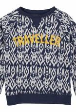 Rumbl! Royal sweatshirt traveller