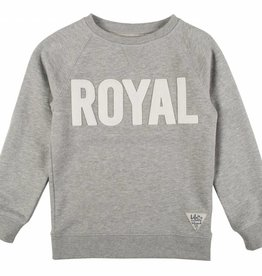 Rumbl! Royal Sweatshirt royal