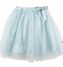 Rumbl! Royal Midi Rok  blauw