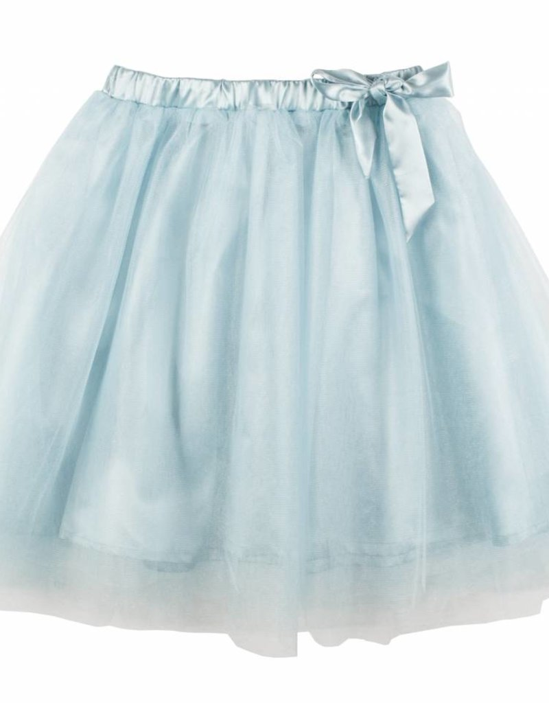 Rumbl! Royal Midiskirt blue